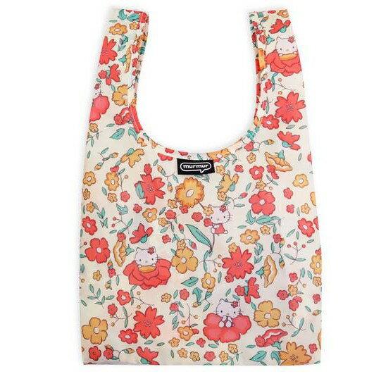 【murmur】購物袋/收納便當袋BDB52 (kitty春天 ) 購物袋