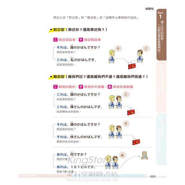 看圖學會日本語文法:30天學會「東京日本語專門學校」文法精華(書+1MP3) 10
