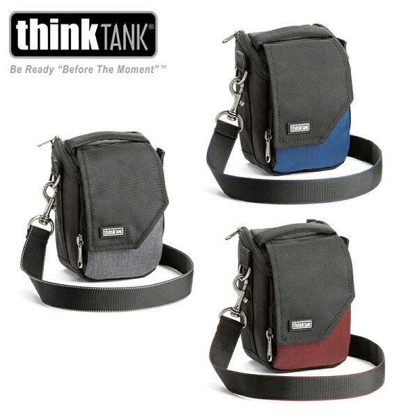 ◎相機專家◎ThinkTankMirrorlessMover5微單眼側背包1機1鏡TTP648公司貨