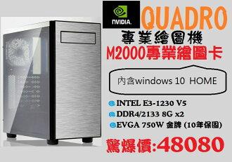 【 儲存家3C 】技嘉M2000專業繪圖機