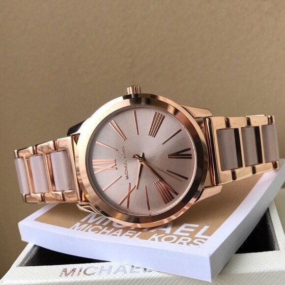 Michael Kors 迷幻舞魂 時尚腕錶 手錶 女錶 MK3595 【Watch-UN】