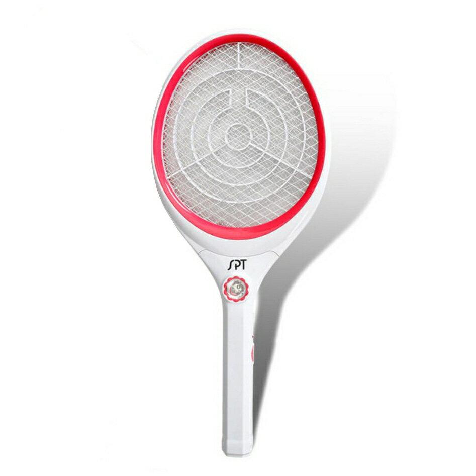【滿3千,15%點數回饋(1%=1元)】尚朋堂 充電式電蚊拍 SET-207R