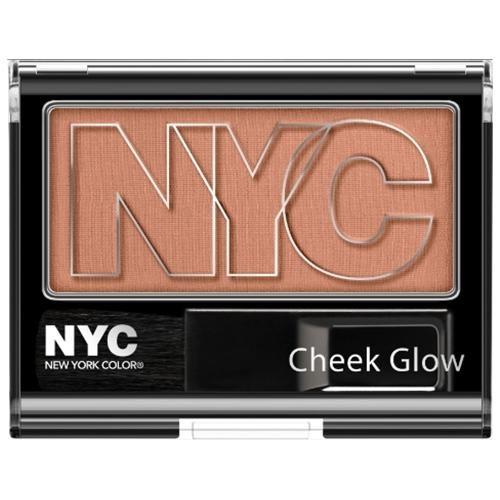 NYC Cheek Glow Powder Blush - Sutton Place Peach ffa6fc43cfeace75a2c74025e83a786d