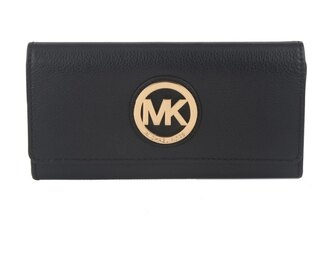 Michael KorsMK 32F2GFTE3L 真皮mk長夾長款錢夾錢包女士皮包