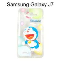 小叮噹週邊商品推薦哆啦A夢透明軟殼 [氣球] Samsung J700F Galaxy J7 小叮噹【正版授權】