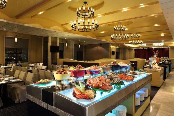 福容大飯店桃園機場A8&淡水漁人碼頭&麗寶樂園&福隆田園餐廳平假日自助吃到飽餐券