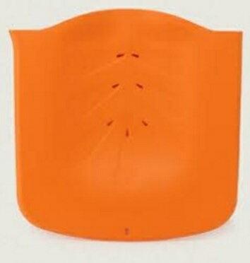 【淘氣寶寶】韓國 萱之愛 Mathos Loreley 強化折疊式浴盆配件-洗頭 橘色【不含浴盆主體】