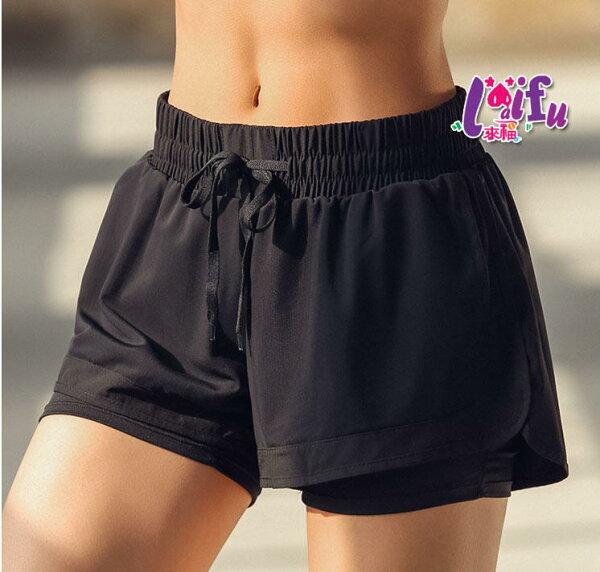 來福短褲,B396短褲紗式雙層運動褲短褲子正品,單褲售價550元