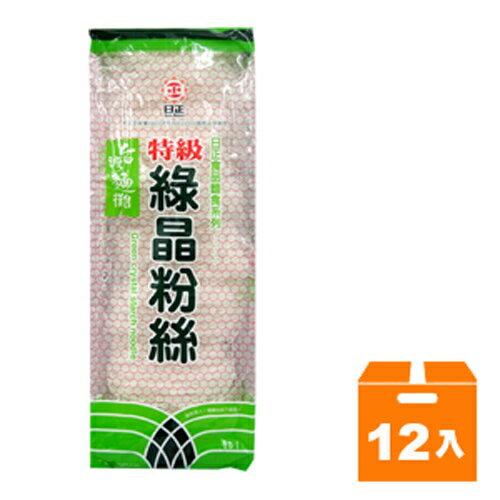 日正 特級綠晶粉絲 600g (12入)/箱
