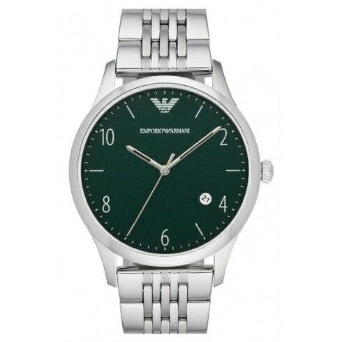 清水鐘錶 Emporio Armani Classic 紳士復刻經典腕錶 AR1943 41mm