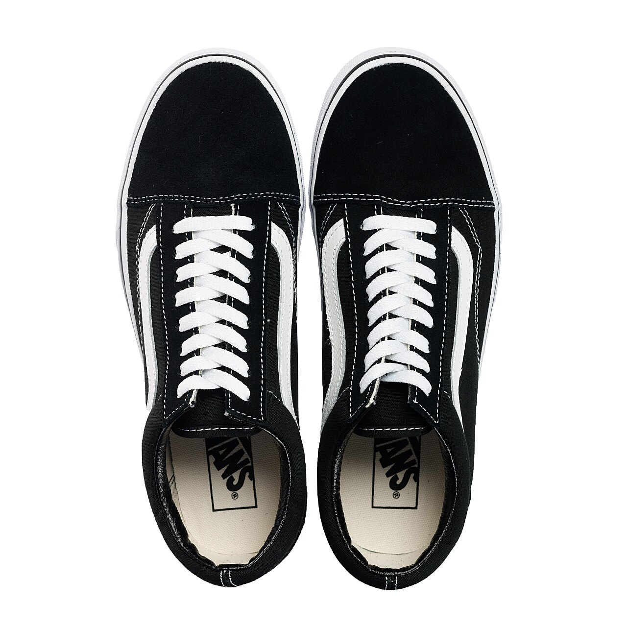 【VANS】Old Skool 基本款  黑 經典款 休閒鞋 男女 專櫃價2380  VN000D3HY28(palace store) 5