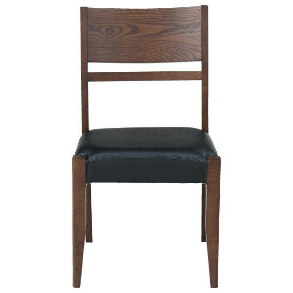 ◎梣木餐椅 MILANO DBR NITORI宜得利家居 1