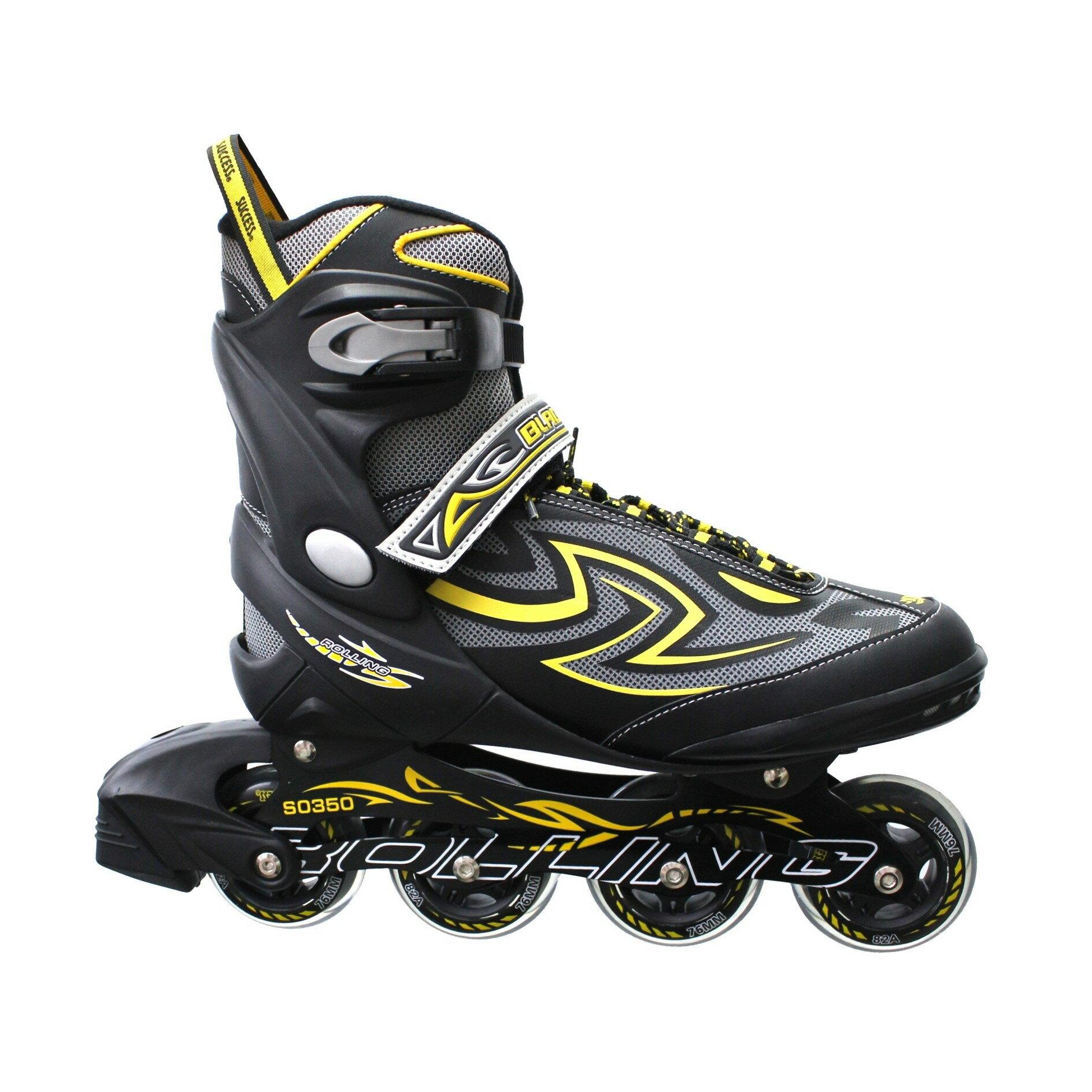 【文具通】SUCCESS 成功 Kadon 高等 道路 直排鞋 直排輪 溜冰鞋 固定尺寸 S0350