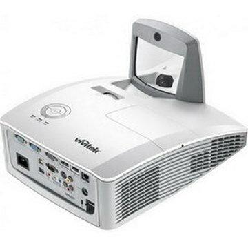 得意專業家電音響:VIVITEKD755WT反射式超短焦PJ