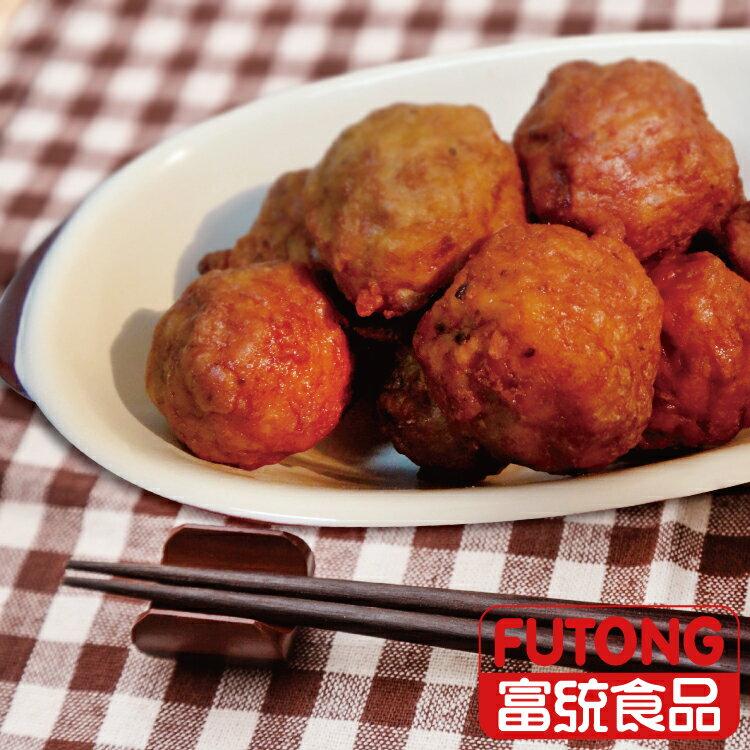 《覆熱即食》【富統食品】迷迭香草雞肉丸500g (約20粒) 1