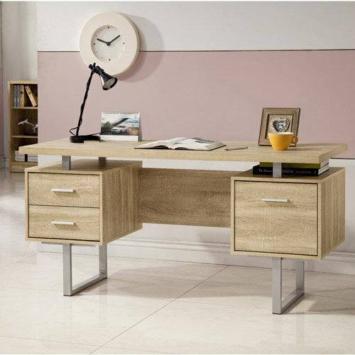 康迪仕五尺電腦書桌-淺木色 / 書桌 / 電腦桌 & & DIY產品