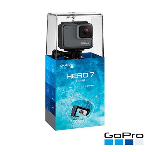 GoPro HERO7 Silver 全方位攝影機 台灣公司貨
