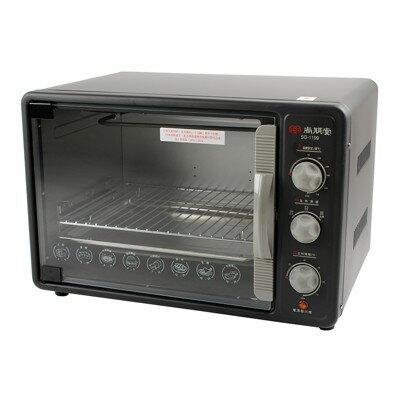 永佳電器:尚朋堂30公升旋風式多功能烤箱SO-1199