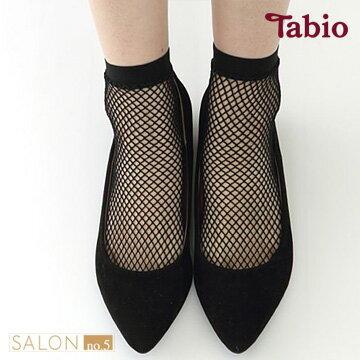 日本靴下屋Tabio 時尚潮流漁網襪 - 限時優惠好康折扣