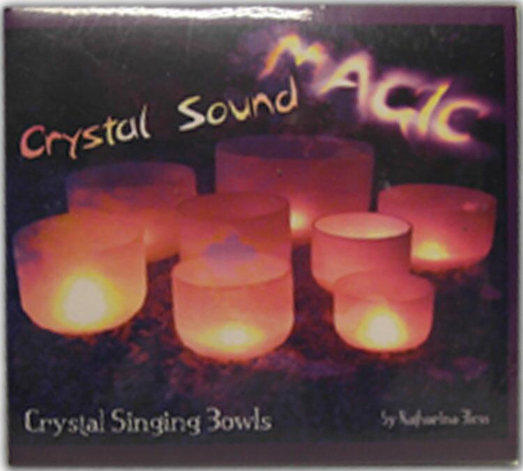 水晶缽放鬆音樂CD