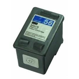 HP 56 C6656A【台灣耗材】HP 56 C6656A環保墨水匣 黑色 適用HP 5160/5550/5650/5652PSC2310/PSC2410/ PSC2510/DJ450/OJ4110..