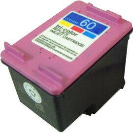 HP 60 CC643WA【台灣耗材】HP 60 CC643WA環保墨水匣 彩色 適用HP F2410/D1660/F4280/F4480/D2560/D2500/D2660 HP 60 CC643W..