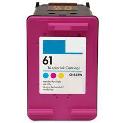 【台灣耗材】HP 61 CH562WA環保墨水匣 彩色 適用HP J310a/J410a/410/J610a/610/DJ3050/3050/1000/1050/2000/2050/3000 印表機