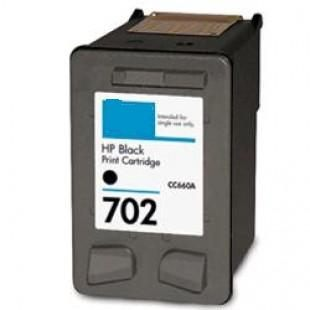 HP 702/no.702 CC660AA【台灣耗材】HP 702 CC660AA環保墨水匣 黑色 適用HP J3508/J3608/J5508 HP 702/no.702 CC660AA