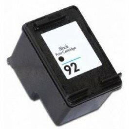 HP 92 C9362WA~ 耗材~HP 92 C9362WA環保墨水匣 黑色 HP PS