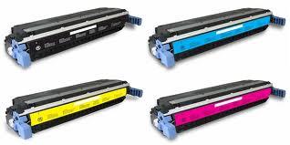 【台灣耗材】HP C9731A (藍) / C9732A (黃) / C9733A (紅) 環保碳粉匣 適用 HP Color LaserJet 5500/5500DN/5500DTN/5550/55..