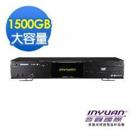 【音圓卡拉OK伴唱機E-280】1500GB 人性化介面點歌超便利 【伴唱機舊換新活方案實施中】