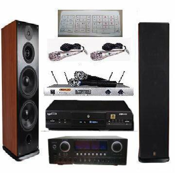 【美華卡拉OK伴唱機組合K-889 Plus 】合法灌歌超容易家庭KTV歡唱音響組 【舊換新方案實施中】