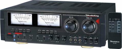 卡拉OK擴大機 擴大機 Audio King SA~900大功率220W 220W動態擴展