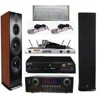 【美華卡拉OK伴唱機 K-889 PLUS 歡唱組B】 美華K-889PLUS 大容量2000GB+EKA-180P擴大機+EGL-1062喇叭+EWM-R92無線麥克風+EDM-622有線麥克風X2..
