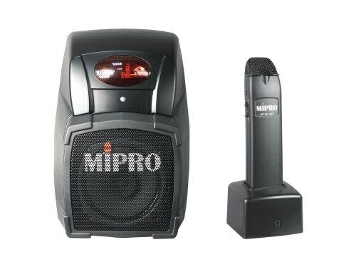 MIPRO MA-101ACT 無線遙控教學喊話器搭配發射器 適用 集會.教學.上課.教會.幼稚園