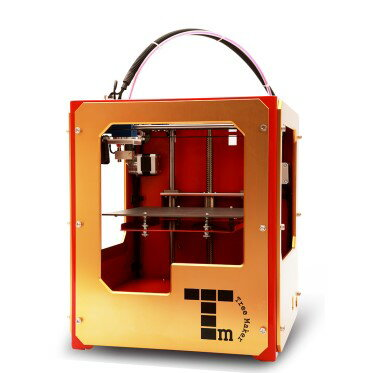 <br/><br/>  Tree Maker 3D printer【TreeMaker 3D印表機 No.1】紅金色(最大列印尺寸20.0*20.0*20.0) 3D printer Tree Maker 3D印表機 3D打印機<br/><br/>