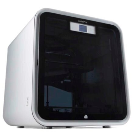 3D列印機【3D Systems Cube Pro 3D印表機】列印大小285*230*270mm 單噴頭打印 封閉式列印環境 列印效果穩定