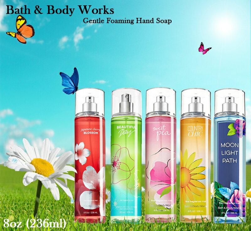 【彤彤小舖】Bath & Body Works 香氛身體噴霧- 圓瓶 8oz/236ml BBW美國原廠