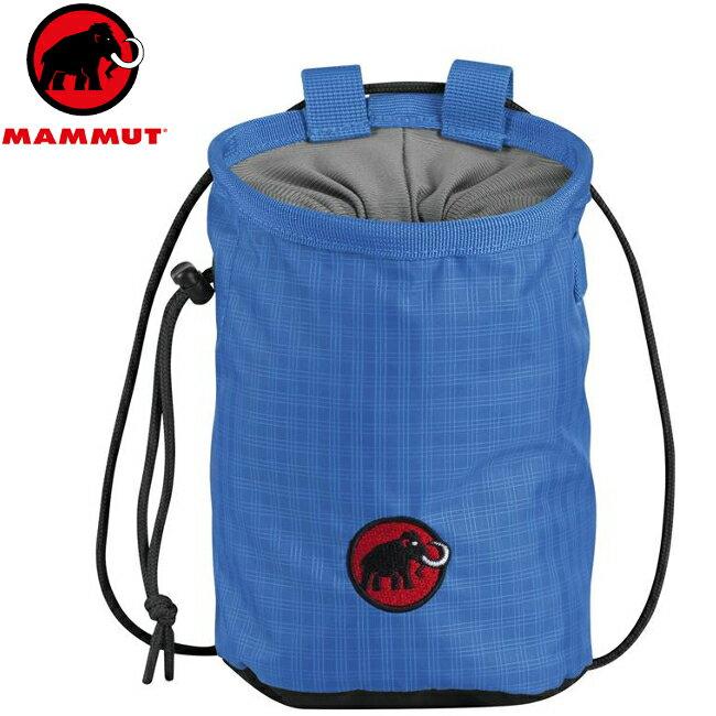 Mammut 長毛象 Basic Chalk Bag 攀岩粉袋 2290-00372 5528 帝國藍