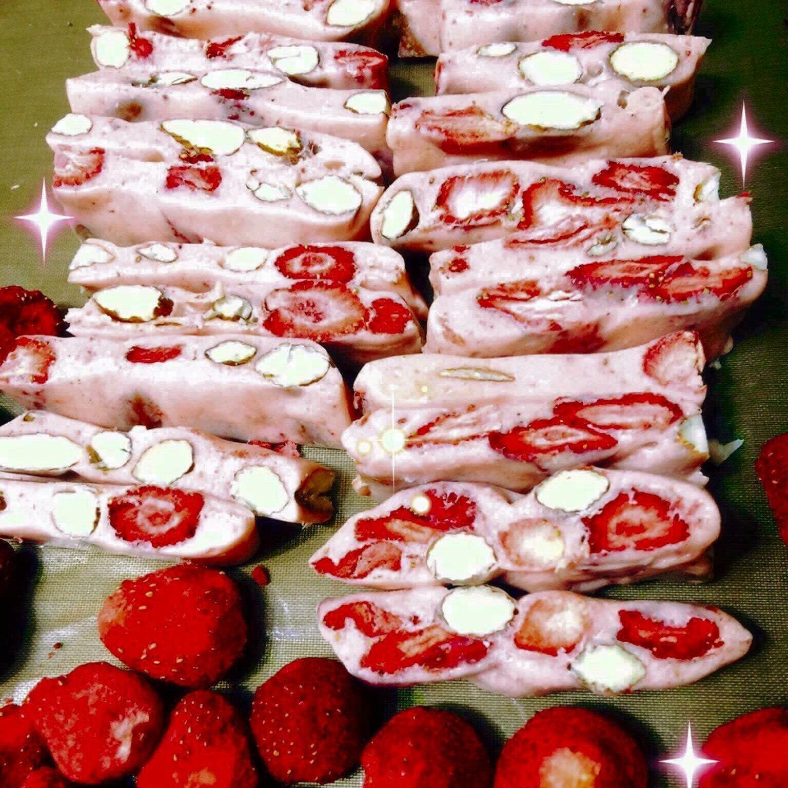 【綜合口味-手工年節糖果】/ 養生 降糖 / 原味曼越苺 杏仁果 火山夏威夷豆 南棗核桃糕 純手工 限量 紫地瓜 黃金甘藷 帕瑪森乳酪 什錦堅果 大湖草莓 /每包250g