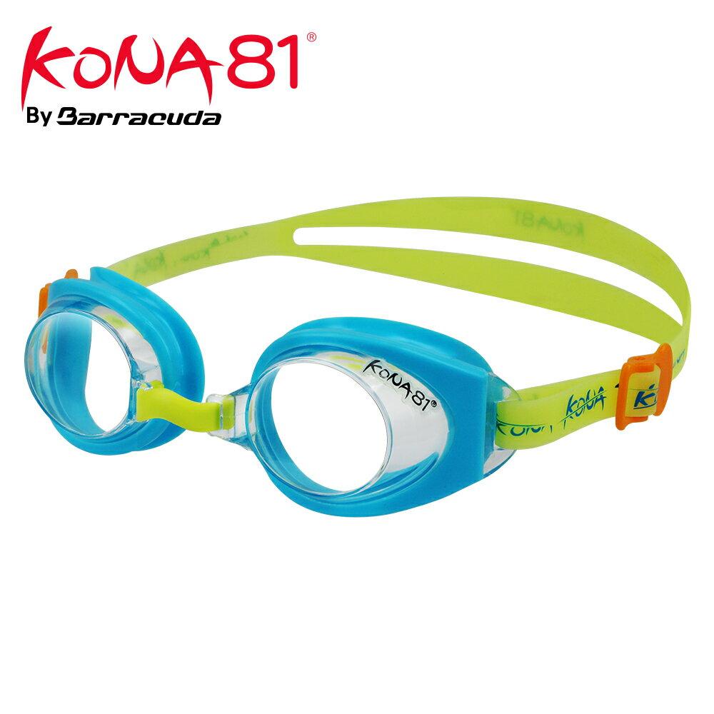美國巴洛酷達Barracuda KONA81三鐵兒童泳鏡K712【小鐵人專用】 2