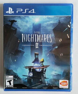 美琪PS4 遊戲 小小夢魘噩夢2 Little Nightmares 2 中文英文 恐怖