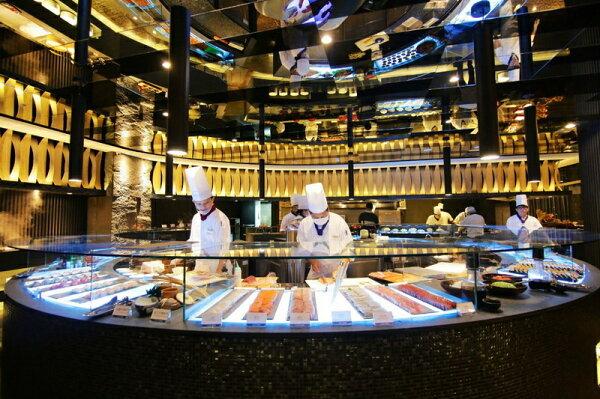 台南桂田酒店阿力海餐廳平日午餐券