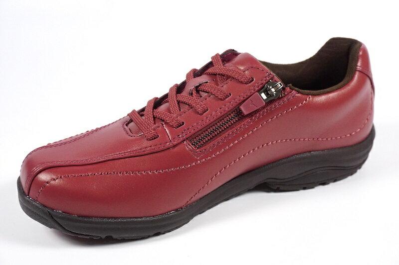 MIZUNO LD40 IV 系列 健走鞋 女 棕紅 休閒鞋│運動鞋│健走鞋