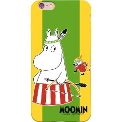 Moomin嚕嚕米正版授權【3D滿版硬殼-07(亮面)】《Apple/ASUS/HTC/Samsung/Sony》