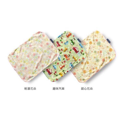 ★衛立兒生活館★韓國GIO Pillow 專用枕頭套(粉漾花朵/趣味汽車/甜心花朵)