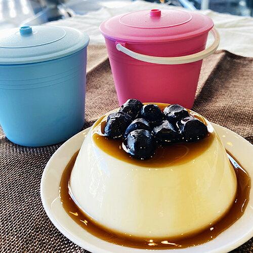 珍珠黑糖布丁(盒/6入裝)★療癒系甜點★水桶造型布丁【木匠手作】★