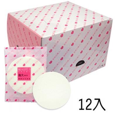 【永和三美人】海大#414 專業化妝用海棉(大) 12入/盒