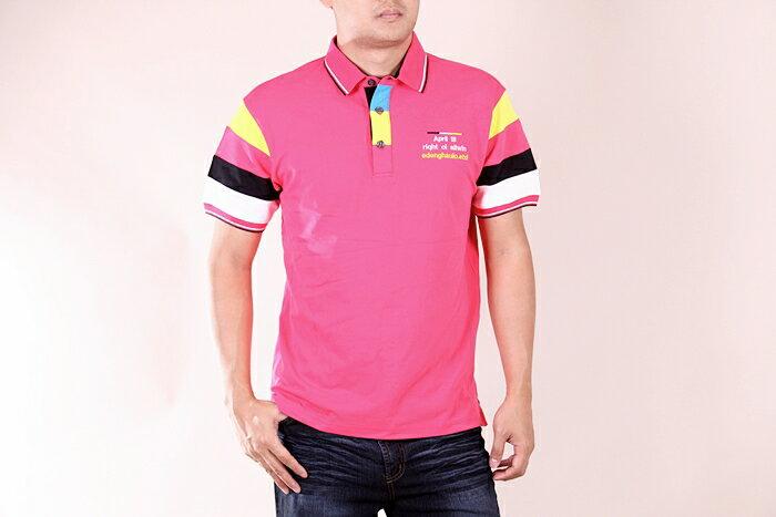 【CS衣舖 】美式風格 萊卡彈性 短袖POLO衫 9150 1
