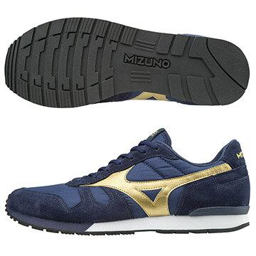D1GA170214 (深藍X金) MIZUNO 1906 ML87 1987年經典鞋款 休閒款慢跑鞋 A【美津濃MIZUNO】